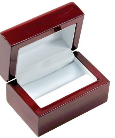 BOX: CLASSIC ROSEWOOD - DOUBLE RING